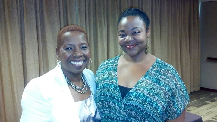 Iyanla Vanzant shares advice for young women